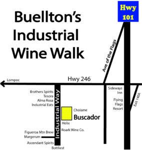 BuscadorBuelltonWineWalkMap